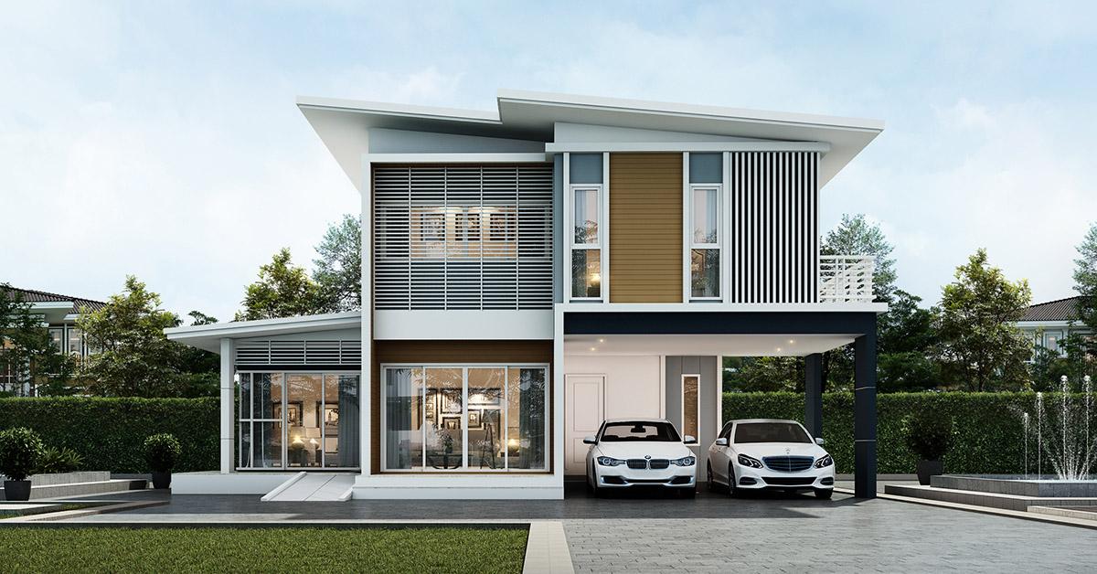5 ข้อเปรียบเทียบของบ้าน ระหว่าง บริษัทรับสร้างบ้าน กับ โครงการบ้านจัดสรร