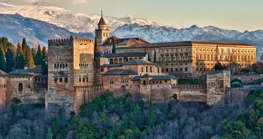 สถานที่เที่ยวในสเปน ยุโรปใต้