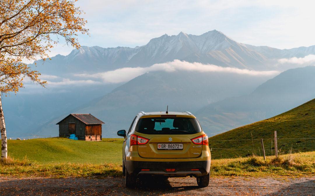 ขับรถเที่ยวยุโรปด้วยตัวเอง